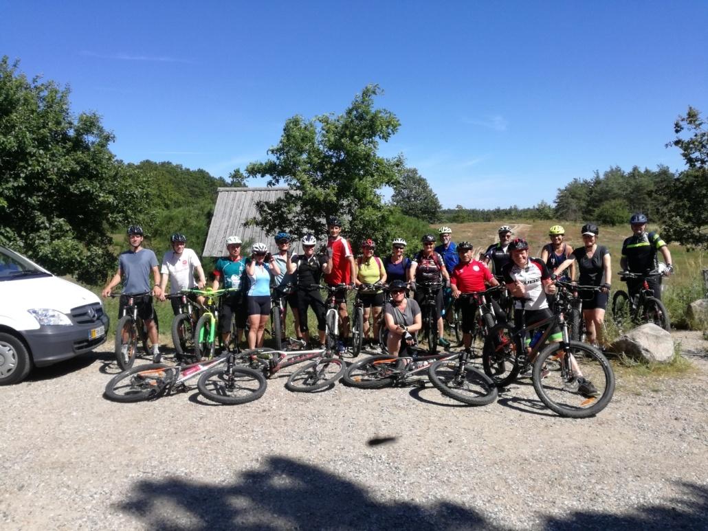 Mountainbike og højskole