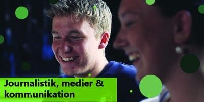 Journalistik, medier og kommunikation på Rønde Højskole