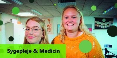 Sygepleje og medicin på Rønde Højskole