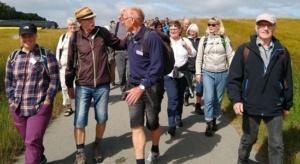 Weekend med vandringer på Rønde Højskole